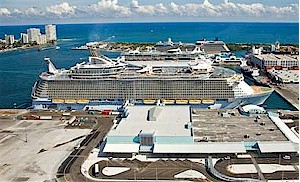 Fort Lauderdale Cruise Port - Cruises from fort lauderdale