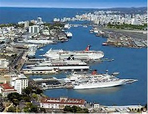 San Juan Cruise Port In Puerto Rico - Bvi ports authority cruise ship schedule
